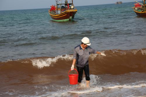 Marine environment in central provinces safe: environment minister