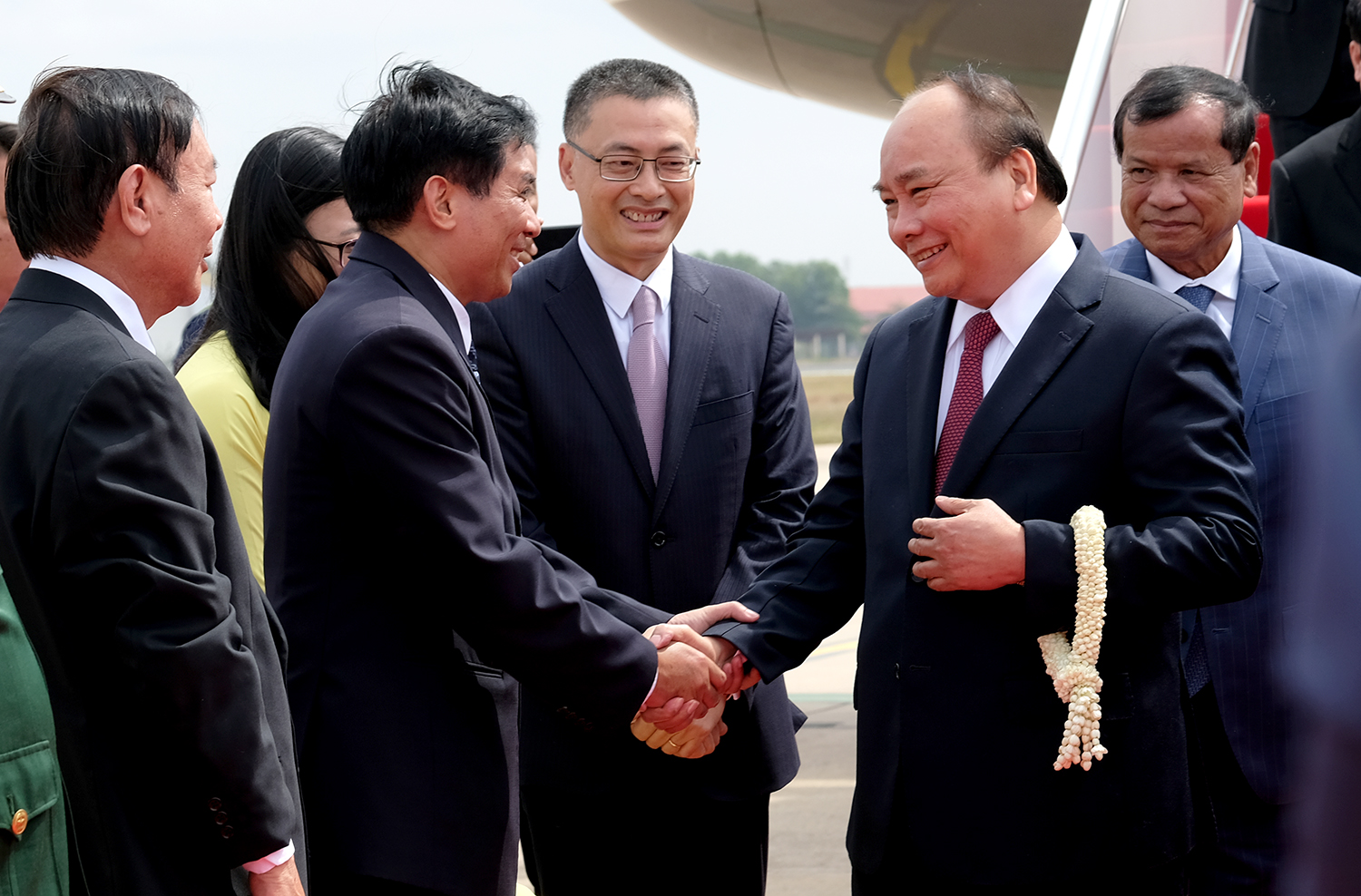 China stresses equality in Mekong River issues