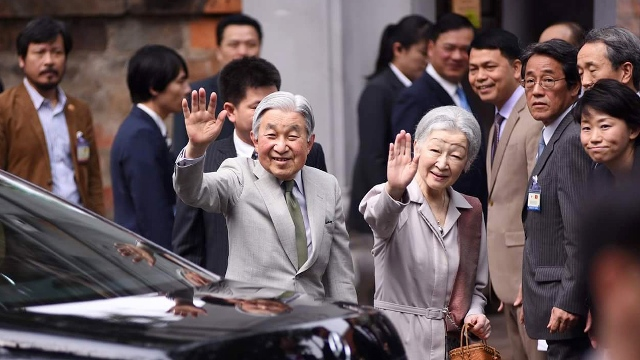 February 27-March 5: Japanese Emperor, Empress make first-ever visit to Vietnam