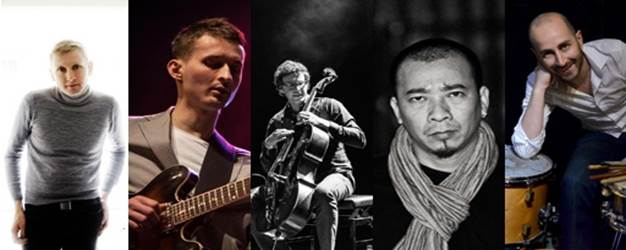 May 9-15: Europe Meets Vietnam in Jazz: Michael Schiefel Plays in Hanoi and Ho Chi Minh City