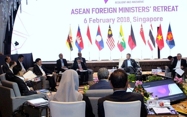 Asean-China joint maritime exercise set for 2018