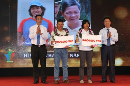 HCM City honours 2016 most outstanding sportspersons