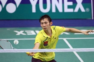 Tien Minh climbs world badminton rankings