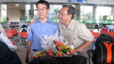 Quang Liem – History maker at World Chess Cup