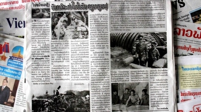 Dien Bien Phu victory makes headlines in Laos