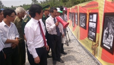 Exhibition shows gratitude to General Giap