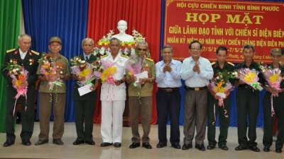 War veterans nationwide commemorate Dien Bien Phu victory