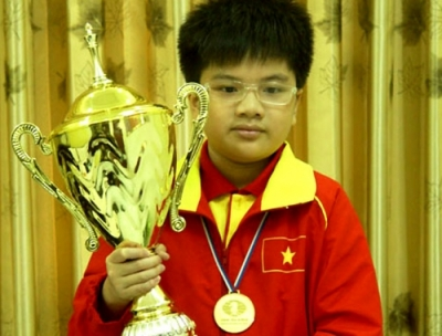 Khoi wins Asian blitz chess championship