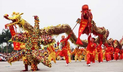 Hanoi bustles with cultural and arts activities on Liberation Day