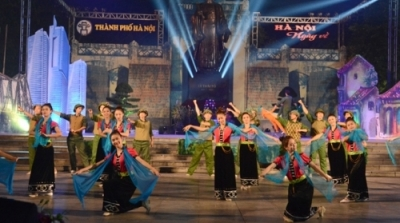 Various activities held in celebration of Hanoi's Liberation Day