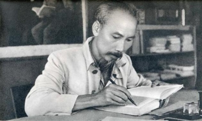 Lao press praise President Ho Chi Minh's thought