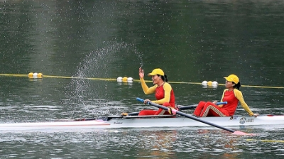 Vietnam delegation reaches target of winning 70 golds at SEA Games