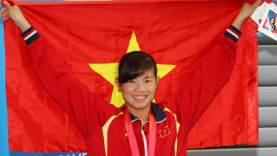 Vietnam ranks third overall at 28th SEA Games