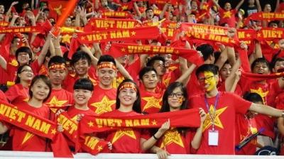 Pride for Vietnamese sport
