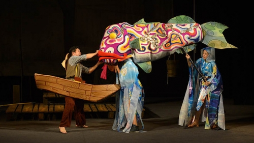 "November 23-29: Premiere of ""The Fisherman and His Wife"" in Hanoi"