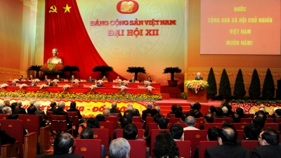 International community affirms 12th National Party Congress ended with success, continuing to create political stability and economic development in Vietnam