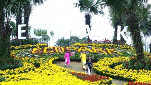 Flower festival to greet spring at Ecopark