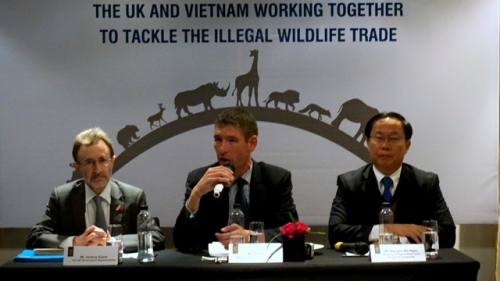 Vietnam strengthens efforts to tackle illegal wildlife trade