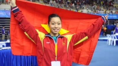 Vietnamese gymnasts earn Olympic tickets