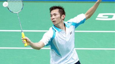 Badminton ace makes history with third Olympic place of career