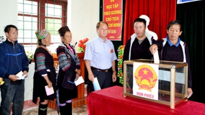 International press highlight Vietnam's general election