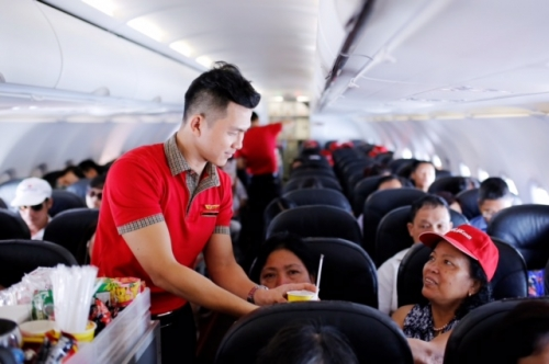 Vietjet offers big promotion on zero-fare tickets