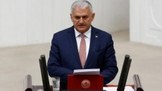Turkey's new prime minister wins vote of confidence in parliament