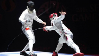 Vietnam secures fourth Olympic place in fencing