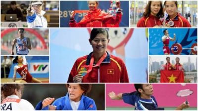Vietnam to be represented by 23 athletes at Rio Olympics