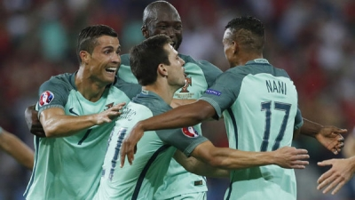 Ronaldo puts Portugal through to Euro final