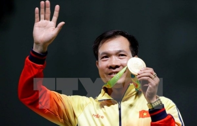 Vietnam ranks sixth on first day of Rio Olympics