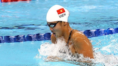 Anh Vien bids farewell to Rio Olympics