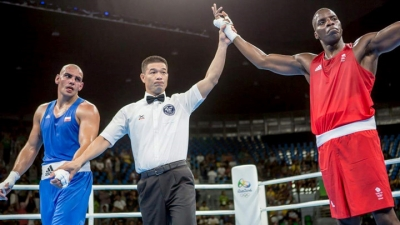 Vietnamese boxing referee selected to act at Olympic Games for second time