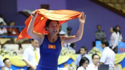 Rio Olympics: Vu Thi Hang out of wrestling event due to injury