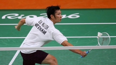 Vietnamese shuttlers finish Olympic campaign