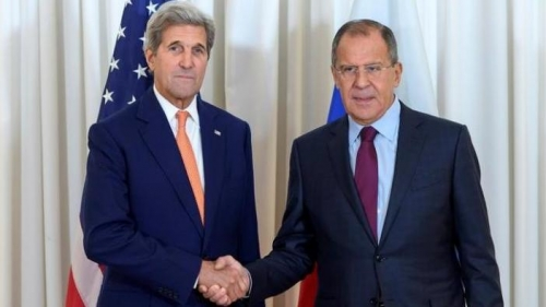 Kerry, Lavrov meet to finalise details of Syria co-operation deal
