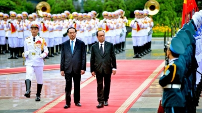 Concretising the Vietnam – France comprehensive strategic partnership