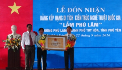 Phu Lam storehouse recognised as national art-architectural site