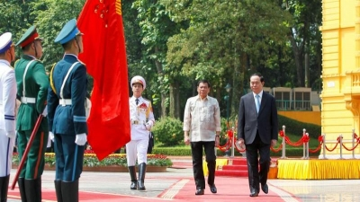 Push to deepen Vietnam–Philippines strategic partnership