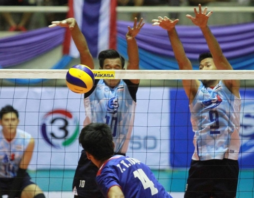 Vietnam lose to Thailand, out of Volleyball World Cup