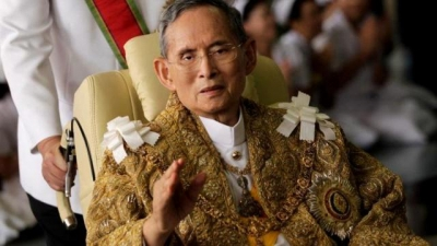 Thai King Bhumibol passes away