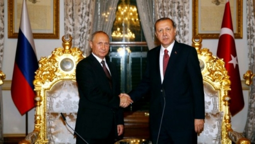A spectacular shift in Russia–Turkey relations