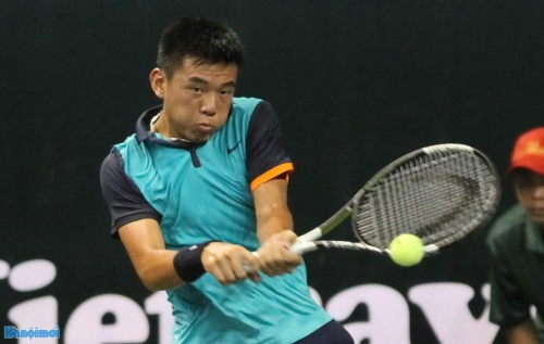 Tennis: Ly Hoang Nam ranks 634th in ATP ranking