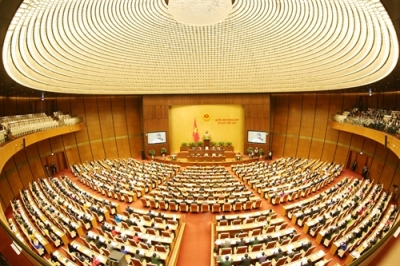 October 17-23: Second session of 14th National Assembly opens