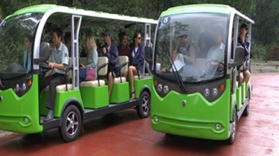 Electric car service to be launched in Hoi An