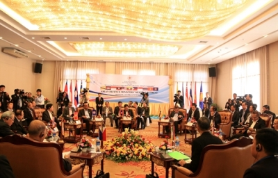 ASEAN Defence Ministers' Meeting Retreat begins in Laos