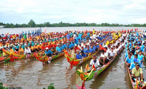 Khmer Festival of Culture, Sports and Tourism kicks off in Kien Giang