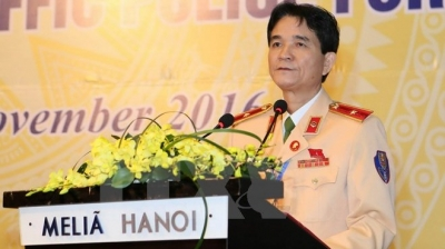 ASEAN Traffic Police Forum adopts joint statement