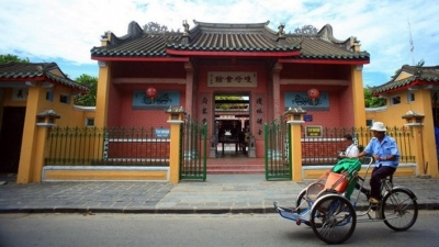 Hai Nam Assembly Hall in Hoi An opens to tourists