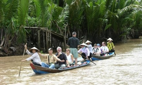 Developing tourism in the Mekong River Delta region